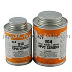 Clear Pvc Pipe Cement/UPVC Pipe Glue/Pvc solvent Cement