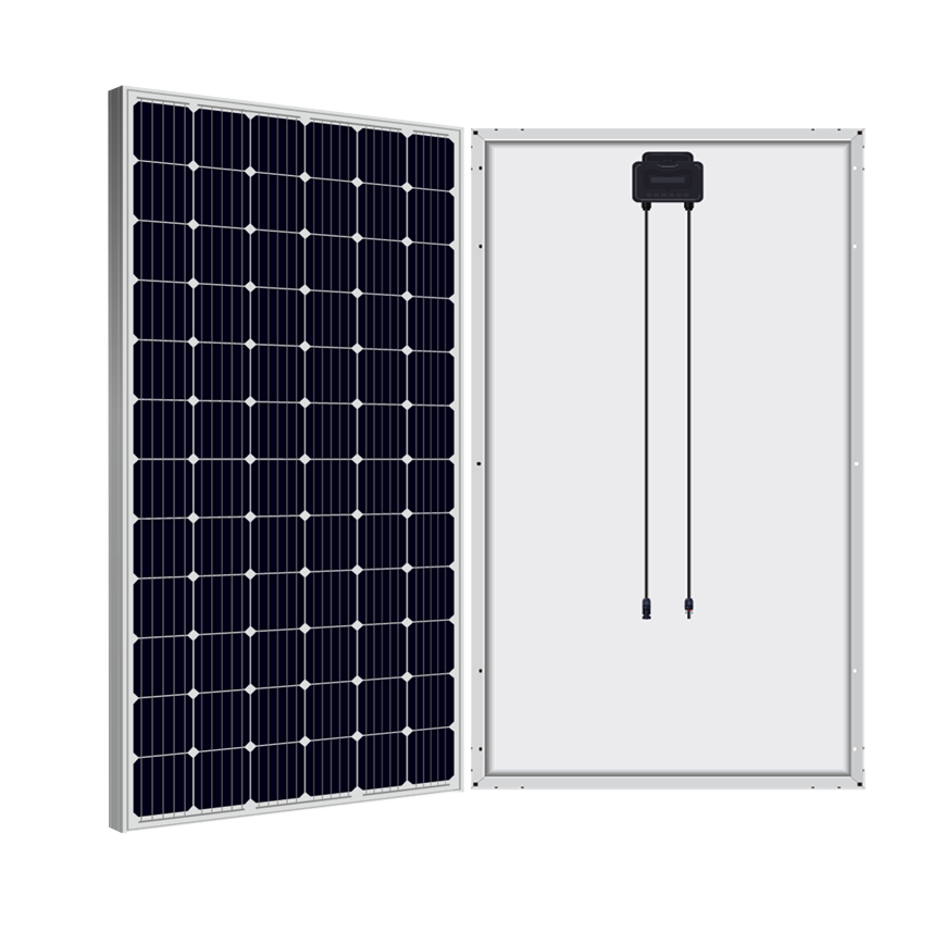 On promotion solar panels High efficient PERC 370W solar power system