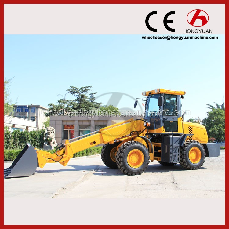 Top sale compact telescopic forklift loader