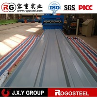 zinc aluminum steel roofing sheets weight