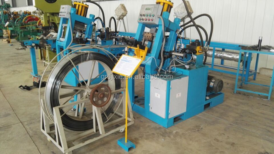 staple production line /Nail ordering machine ; array nail machine ; nail ordering machine