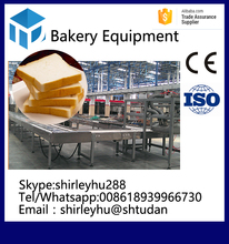 HYMB/DG-800 food equipment bread production line bread making machine commercial pita bread making machine