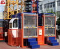 SC200/200 SC100/100 Double-cage Construction Elevator with CCC/ISO9001 Certificate on Sale