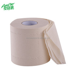 New Chasing Green Product ,Tree Free Dot Embossed Bamboo Toilet Tissue Paper