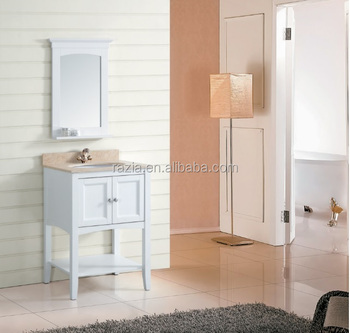 Wood Bathroom Cabinet Vanity-New Arrival color