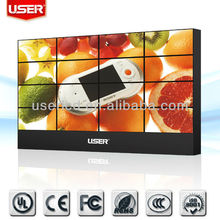 Narrow bezel LG Panel 42 inch lcd video wall