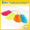 colorful households items chenille dust brush
