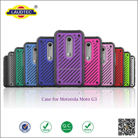 Exclusive design TPU Silicone Mobile Phone Case Cover for Motorola Moto G (3rd Gen)
