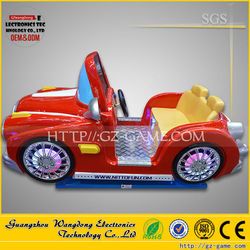 WDYB-022 2 seats Luxury Beat Up car games children's electric kiddie car for Amusement center