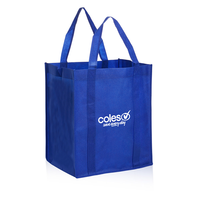 Recycled custom silk screen printing nonwoven bag