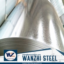 Galvanized Steel Coil Metal Specifications