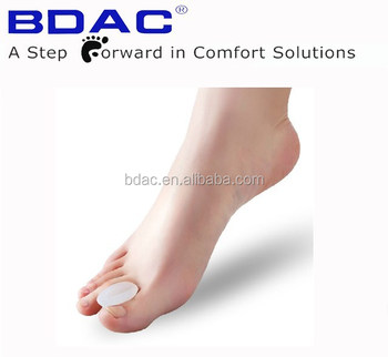 footcare foot alignment gel toe separator straighten toes