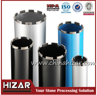 diamond core drill bits for various types of stones