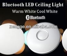 close to ceiling light fixture with wifi lighting device