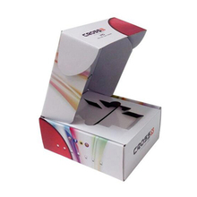 Wholesale 4 color printing carton box shipping corrugated paper box printed carton box