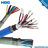 CONTROL CABLE FLEXIBLE TYPE TSP 24X2.5MM+ G(GROUND) 1000VAC Rubber Silicon Type