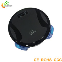 2017 Smart modern wifi vacuum cleaner robot for housewife gift , wet and dry floor cleaner