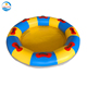Heavy duty PVC Inflatable Water Park Slide Amusement Rafts Towable Tube inflatable river raft