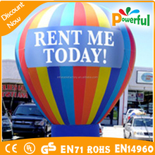 hot air balloon price,inflatable hot air balloon for sale