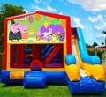 HOLA popular inflatable bouncer for birthday party show