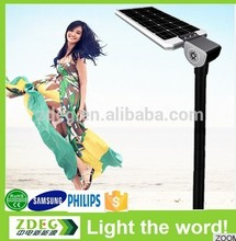 15w 20w 25w 30w 40w solar street led light importers light all in one, luminus garden street light solar energy prices