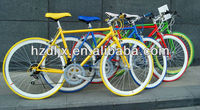 Colorful 700C Road Racing Bicycle