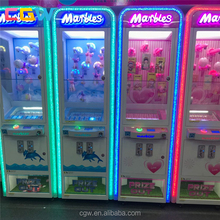 Happy Marbles coin operated game machine gift vending machine for game center