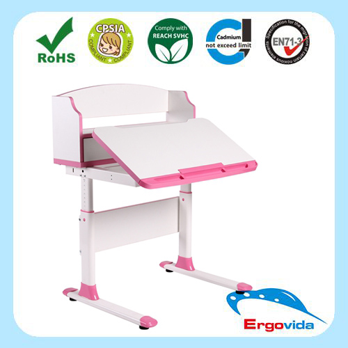 School Furniture One Person Height Adjstable Desk for Student Desk Study Table