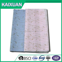Non-woven 100% polyester material cheap flower packaging material