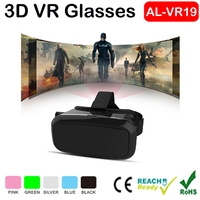 "High-definition screens Magicbox Vr Box V2 Play Personal Cinema Glasses High Quality Helmet Phone For 3.5""-6"" Smart Phone"