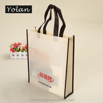 Top quality non woven bag Yiwu non woven fabric bag manufacturer