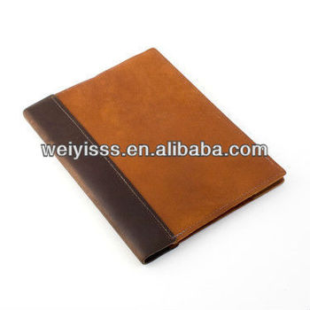 how to make handmade notebook covers