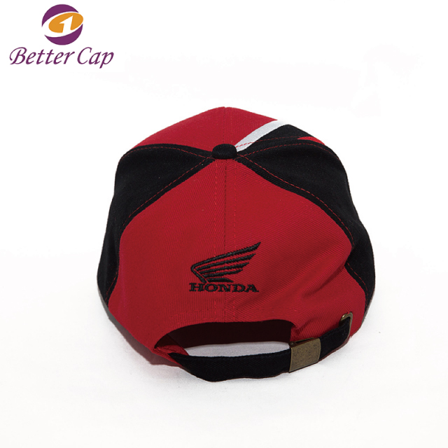 Made in guangzhou factory cotton twill fashion casual caps hats men