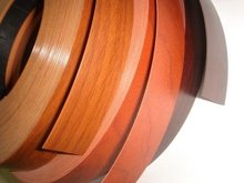 wood grain and solid color pvc edge banding