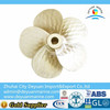 5 Blade Cu3 Marine Propeller For Bow thruster