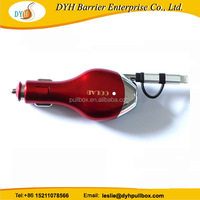 Customized innovative laptop car charger dual usb