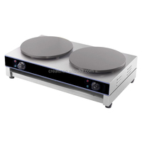 Hot sell Commercial Double Heads Electric Pancake Maker