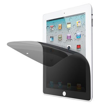 Be All The Vogue Factory Price!! Perfect Fit Removable Anti-Spy Screen Protector For IPAD/