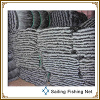 Braided nylon fishing net
