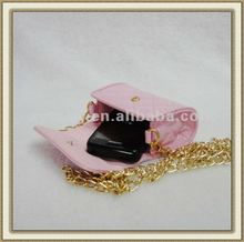 leather pink cute bags for girls