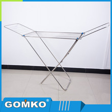 Multi-function Stainless Steel Clothes Outdoor and indoor Hanger Stand for Towel