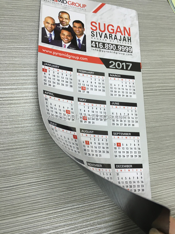Magnetic Business Card Calendars Wholesale, Calendar Suppliers - Alibaba