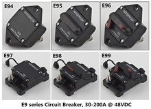 300 amp battery protector Automotive Circuit Breakers ignition protector E9 Series Victor