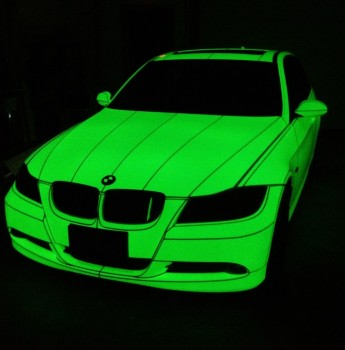 Car Paint glow in the dark Pigment for dyes luminescent powder for fabric materials