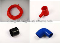 silicone rubber radiator hose For NISSAN SKYLINE GTR R32 R33 R34 RB26DETT SILICONE RADIATOIR HOSE flexible pink hose