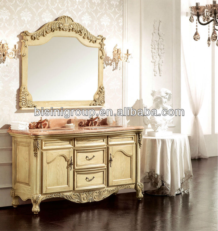 lastest french style vanity unit bathroom vanities mirror bathroom buy french style vanity unit - Vintage Bathroom Vanity