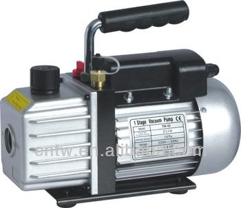 Vacuum Pump Single Stage Rotary Vane TW-1A Vacuum Pump