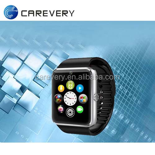 Chinese android smart watch, wrist watch phone directly from China factory, cheap big screen android phone