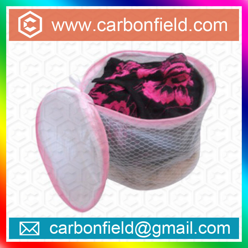 cute design bra laundry bag for washing machine