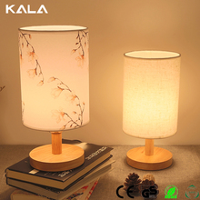 Wholesale china new style wood table lamp and table light